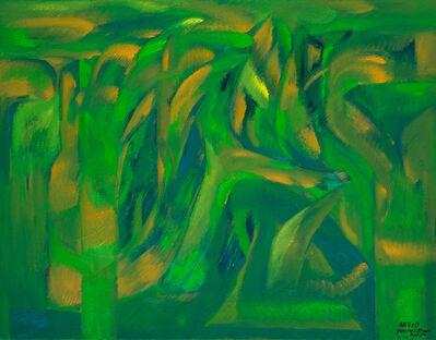 Hoe Koon Yeo, 'Green Forest', 2015