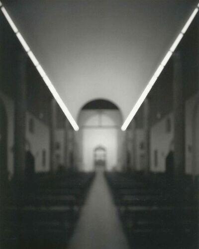 Hiroshi Sugimoto, 'Chiesa Rossa', 1998