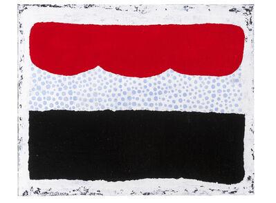 Harrie Gerritz, 'Rode wolk', 2019