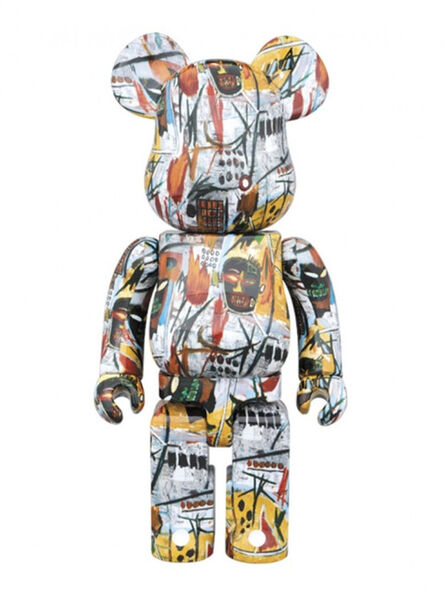 Jean-Michel Basquiat, 'Basquiat Version #1 Medicom 1000% Be@rbrick ', 2017