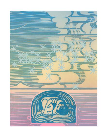 Libby Hague, 'SNUG AT NIGHT, Arctic Grace', 2020