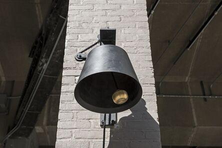 Valentin Carron, 'Wall Bell', 2016