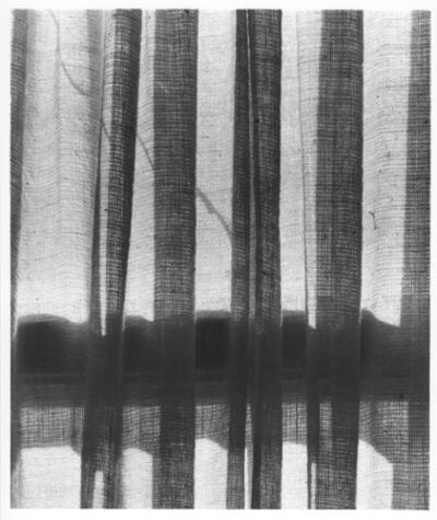 Manuel Álvarez Bravo, 'Cortina con sombra', 1940s