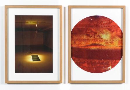 Moshe Ninio, 'Red : Rug [Extract]', 1992-1996