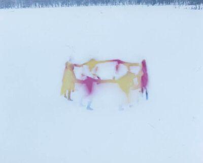 Osamu Yokonami, 'Assembly Snow 2 ', 2015