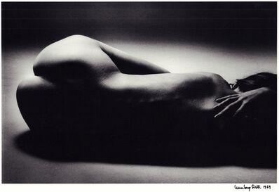 Jeanloup Sieff, 'Nu couché', 1969