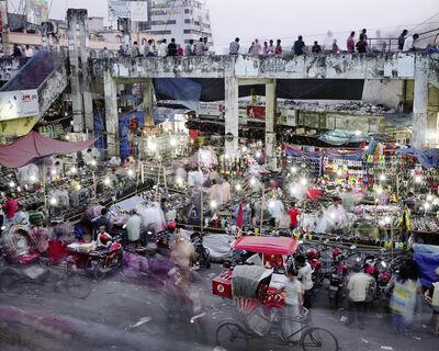 Martin Roemers, 'New Market, Dhanmondi, Dhaka, Bangladesh - From the Series 'Metropolis'', 2011