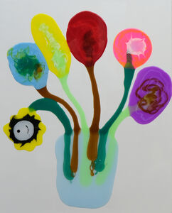 """Ray Geary, '""""Flowers""""', 2020"""