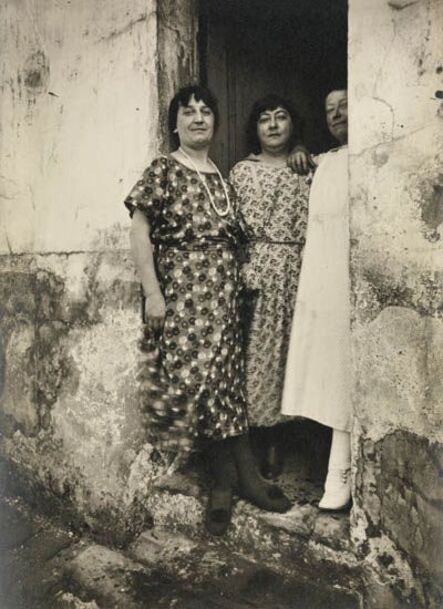 Eugène Atget, 'Rue Asselin', 1924-25/1930c