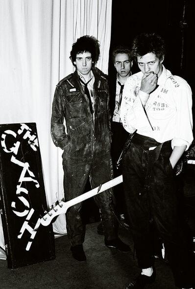 Sheila Rock, 'The Clash, London', ca. 1976