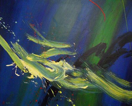 Don Ahn, 'Wild Surfing', 2000