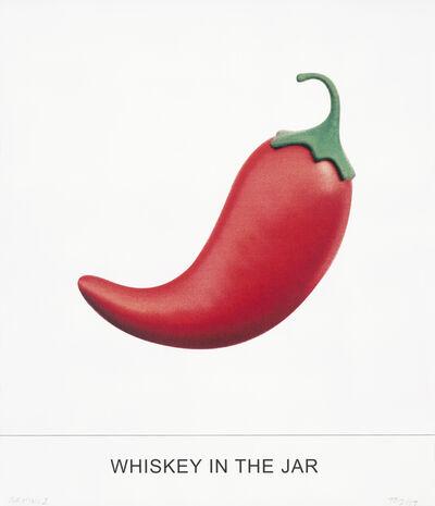John Baldessari, 'WHISKEY IN THE JAR', 2018