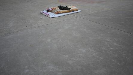 Li Liao, 'A Single Bed No.2 (Small Playground)', 2011