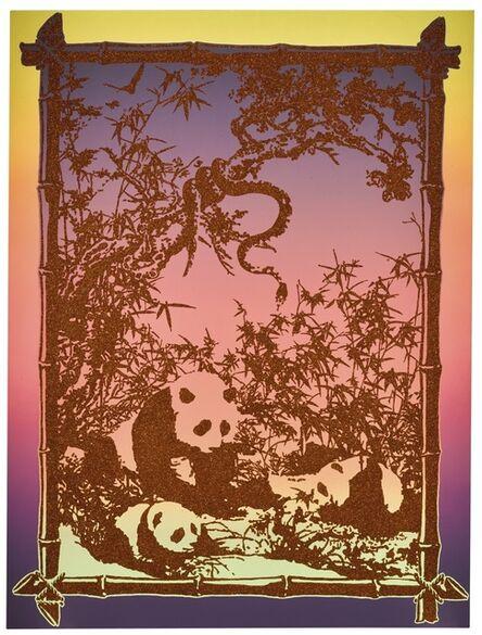 Rob Pruitt, 'Panda Allegory (Python)'