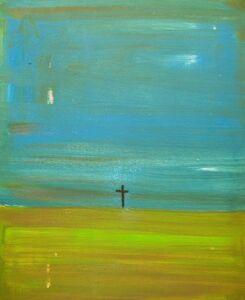 Kalle Leino, 'Cross', 2013