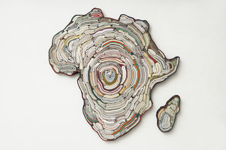 Francois du Plessis, 'AFRICA, MY AFRICA', 2018