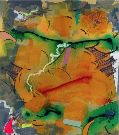 Walter Darby Bannard, 'Hotbed (15-19A)', 2015
