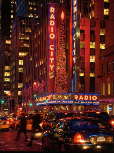 Davis Cone, 'Radio City', 2015