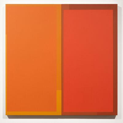 Richard Wilson (b.1944), 'Trafton', 2016