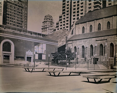 Binh Danh, 'Contemporary Jewish Museum and St Patrick Church (Jessie Square)', 2014