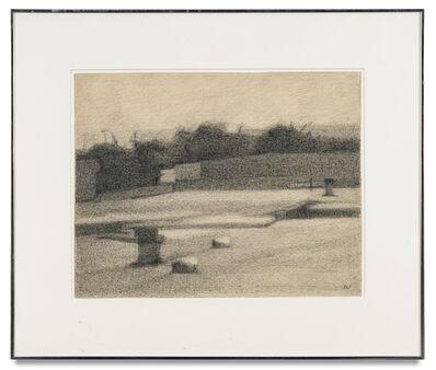 Martha Alf, 'Landscape #4', 1975