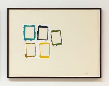 Cabrita, 'Coloured window #2', 2016