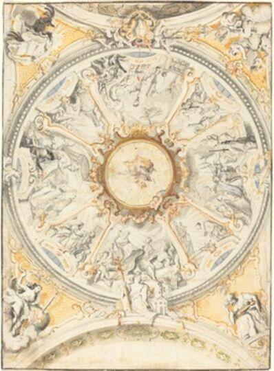 Egid Quirin Asam, 'The Life of Ignatius Loyola', 1748/1749