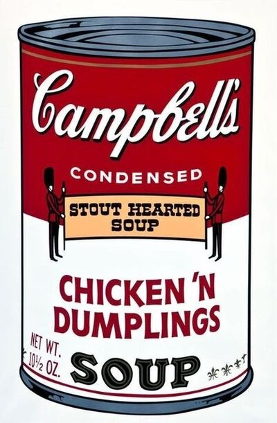 Andy Warhol, 'Chicken 'N Dumplings from Campbell's Soup ll', 1969