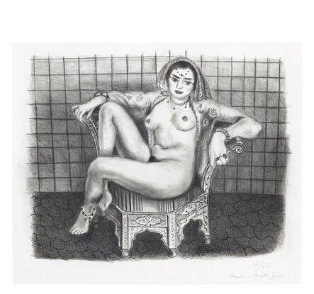 Henri Matisse, 'Jeune Hindoue', 1928