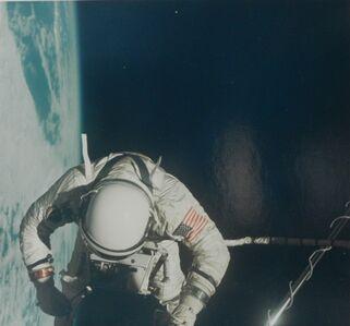 NASA, 'Buzz Aldrin Performs EVA ', 1966