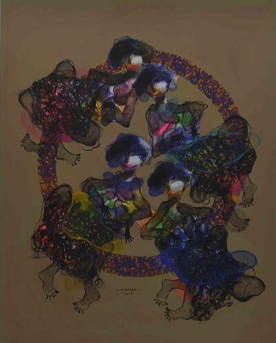 Omar Alshahabi, 'Joy / فرح', 2018