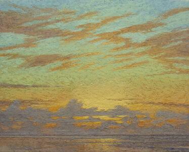 Michael Fairclough, 'Sea Passage - Dusk IX', ca. 2015