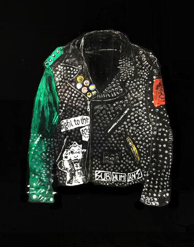 Rose Eken, 'Jacket with Green Sleeve', 2018