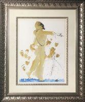 Salvador Dalí, 'Jesus Walking On The Sea', 1967