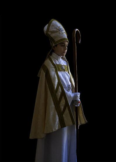 Iwajla Klinke, 'Alberto   Serie: Boy Bishops2015', 2015