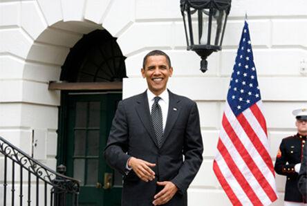 Harry Benson, 'President Barack Obama, Washington', 2009