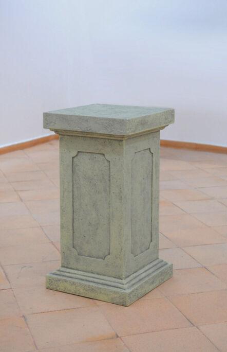 Haim Steinbach, 'Untitled (plinth)', 2021