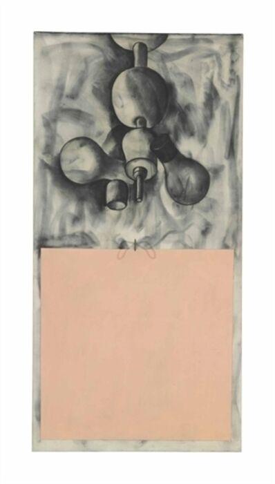 Jim Dine, 'Bedroom Lite over the Flesh Square'