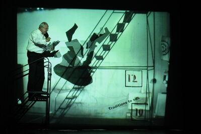 William Kentridge, 'William Kentridge, I Am Not Me, the Horse Is Not Mine, a Performa Premiere.', 2009