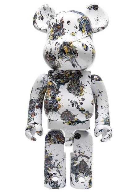 Jackson Pollock, 'Jackson Pollock Bearbrick 1000% (Jackson Pollock BE@RBRICK)', 2020
