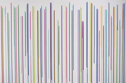 Astrid Stöppel, 'Minimalist lines #3', 2021