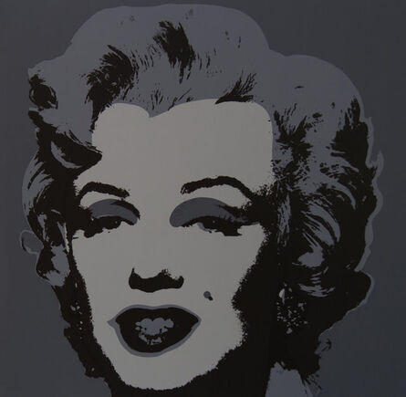 (after) Andy Warhol, 'Marilyn Monroe 11.24', 1967 printed later