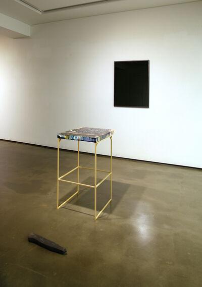Suki Seokyeong Kang, 'Black Word', 2014