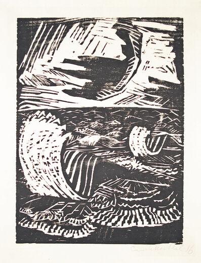 Erich Heckel, 'Brandung', 1915