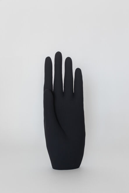 Wade Tullier, 'Black Hand (Silouette)', 2020