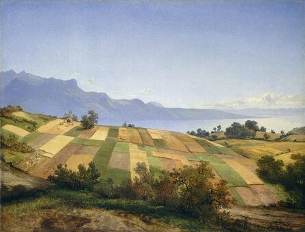 Alexandre Calame, 'Swiss Landscape', ca. 1830