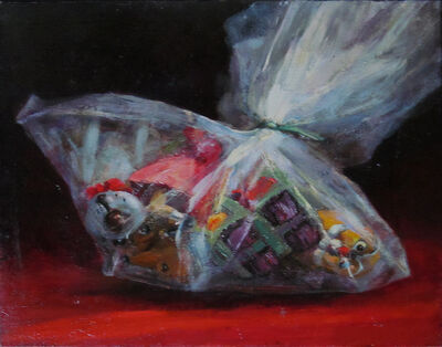Cynthia Maurice, 'Bag of Toys', 2020