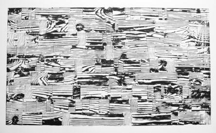 Andre Mirzaian, 'Cedar Shou Sugi Impression', 2016