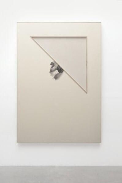 Béla Pablo Janssen, 'Untitled (Le soleil se leve derrière l'abstraction) X ', 2015
