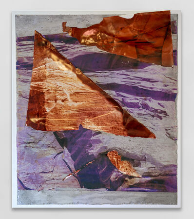 Letha Wilson, 'Utah Red Wall Concrete Bend', 2014